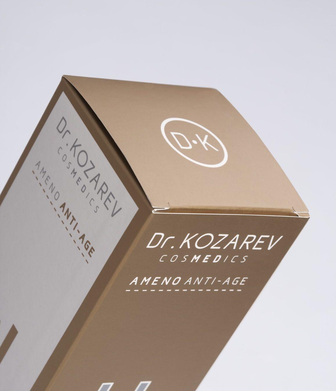 DrKozarev_Cosmetics_Shonski_packaging_AmenoAntiAgeLine_wash